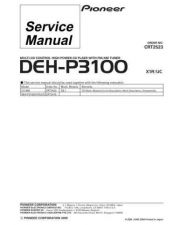Buy Pioneer C2523 Manual by download Mauritron #227315