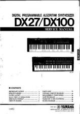 Buy JVC DX27-100 MAIN E Service Manual by download Mauritron #250665