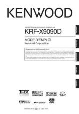 Buy Kenwood KRF-V4060D Operating Guide by download Mauritron #222737