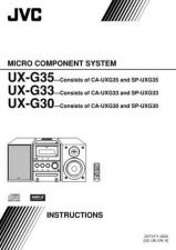 Buy JVC SP-UXG30 Service Manual. On by download Mauritron #272413