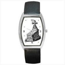 Buy Crypt Grave Tombstone Cemetery Gravestone Wrist Watch