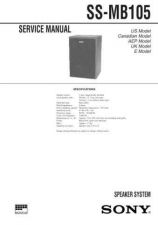 Buy Sony SS-LA500ED.. Service Manual. by download Mauritron #244853