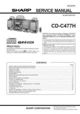 Buy Sharp CDC477H Service Manual by download Mauritron #208517