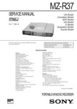 Buy SONY PBD-D50 Technical by download #105078