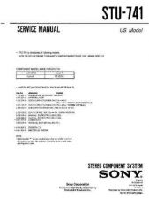 Buy Sony ST-V502 Service Manual. by download Mauritron #245200