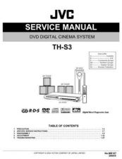 Buy JVC MB187 Service Manual by download Mauritron #255136