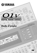 Buy Yamaha 01V F Operating Guide by download Mauritron #246525