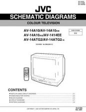 Buy JVC AV-14A10-AV-14A10-HK Service Manual Schematic Circuit. by download Mauritron #269