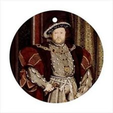 Buy King Henry VIII Art Ceramic Ornament