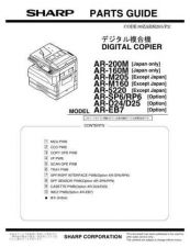 Buy Sharp AR1118 PG GB(1) Service Manual by download Mauritron #208026