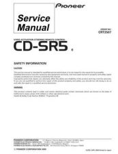 Buy Pioneer C2507 Manual by download Mauritron #227306
