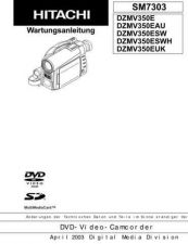 Buy Hitachi SM 7303G Manual by download Mauritron #225592