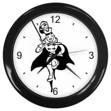 Buy Band Leader Music Majorette Girl Woman New Wall Clock