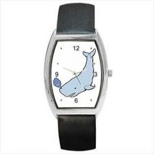 Buy Sperm Whale Diving Unisex New Wrist Watch