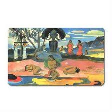 Buy Day Of The Gods Paul Gauguin Art Vinyl Fridge Magnet