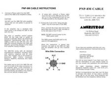 Buy AMERITRON PNP8M INSTRUCTIONS by download #117223