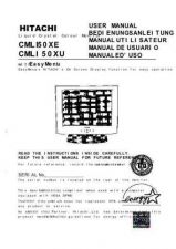 Buy Fisher CML150XU IT Service Manual by download Mauritron #215124