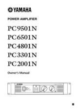 Buy Yamaha PC9501NE Operating Guide by download Mauritron #249119