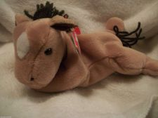 Buy Collectible TY Beanie Baby Derby the horse /Christmas/plushstuffed animal