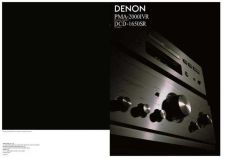 Buy DENON PMA2000AE BROCHURE Manual by download Mauritron #229507