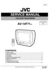 Buy JVC AV14BJ8ENS-AV14BM8ENS Service Manual Schematic Circuit. by download Mauritron #26