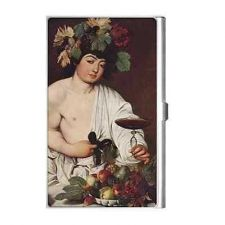 Buy Bacchus God Of Wine Caravaggio Art Business Credit Card Case