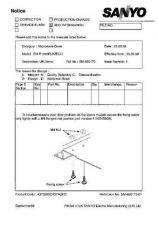 Buy Fisher. Service Manual For EM-G4752EUK by download Mauritron #217207