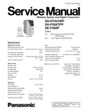 Buy Panasonic MD0702025SE Service Manual by download Mauritron #267822