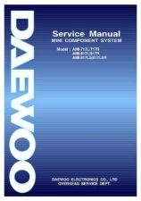 Buy Daewoo. AMI-717. Manual by download Mauritron #212556