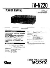 Buy Sony TAM-100. Service Manual. by download Mauritron #245306