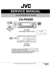 Buy JVC CH-X200 Service Manual Schematic Circuit. by download Mauritron #270146
