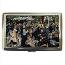 Buy French Fine Art Renoir Cigarette Money Credit Business Card Case