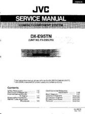Buy Sharp FXE95LTN Service Manual by download Mauritron #208919
