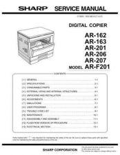 Buy Sharp SHARP AR-162 by download Mauritron #210636