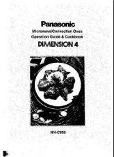 Buy Panasonic NNC855 Operating Instruction Book by download Mauritron #236149