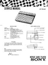 Buy Sony CP-2574AN Service Manual by download Mauritron #239236