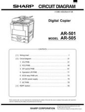 Buy Sharp ARF151 Service Manual by download Mauritron #231010