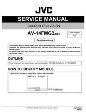 Buy JVC AV14BJ8EPS - AV14BM8EPS Service Manual Schematic Circuit. by download Mauritron #