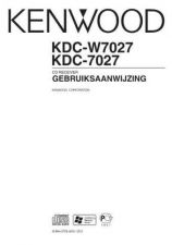 Buy Kenwood KDC-W7027 by download Mauritron #222297
