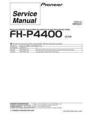 Buy Pioneer C2517 Manual by download Mauritron #227312