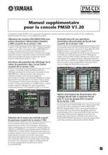 Buy Yamaha PM5D FR V12 Operating Guide by download Mauritron #249215
