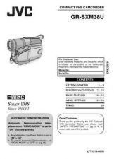 Buy JVC GR-SXM38U Service Manual by download Mauritron #273297