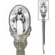 Buy St Jude Thaddeus Patron Saint Of The Impossible Mail Letter Opener