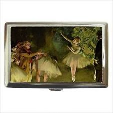 Buy Ballet School Degas Art Cigarette Money Credit Business Card Case