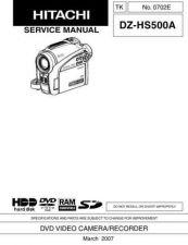 Buy Hitachi TK-0702E Service Manual by download Mauritron #264211