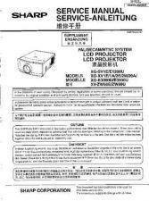 Buy Sharp. XGV10WU Manual by download Mauritron #212060