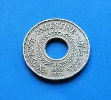 Buy Israel Palestine 5 Mils 1939 Coin XF