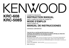 Buy Kenwood KRC559R Operating Guide by download Mauritron #219342