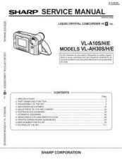 Buy Sharp VLAD260U Service Manual by download Mauritron #210721