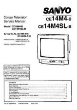 Buy Fisher CE14M4SL-B-00 SM-Only Service Manual by download Mauritron #214336
